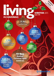 Harrow Christmas Tree Collection by Living In Havering 170 Winter 2015 16 By Havering Council Issuu
