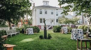 100 Backyard Tea House Afternoon Nantucket Historical Association