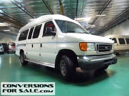 2004 Ford E250 Presidential 9 Passenger Conversion Van