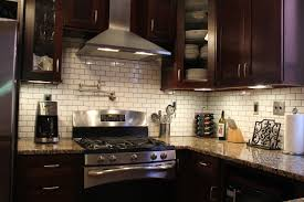 Kitchen Backsplash Ideas Dark Cherry Cabinets by 100 Traditional Kitchen Backsplash Ideas Kitchen