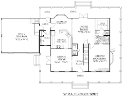 Single Story Building Plans Photo by Home Design 79 Awesome Single Story House Planss