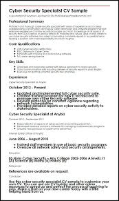Security Resume Objective Manager Samples