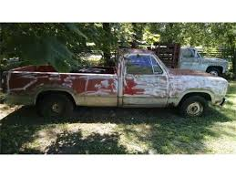 100 1972 Dodge Truck D100 For Sale ClassicCarscom CC1118667