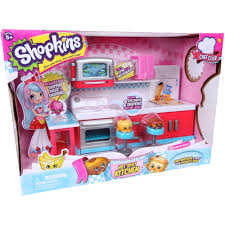 Play Kitchen Sets Walmart by Shopkins Chef Club Spot Kitchen Walmart Com