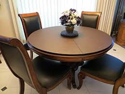 Custom Made Table Pads For ROUND DINING ROOM TABLE With BONUS RUNNER