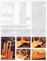 Wood Captains Chair Plans by Platform Bed Plans U2022 Woodarchivist