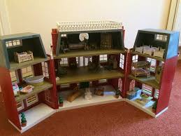 100 Regency House Furniture Sylvanian Families Hotel And 6 Sets Very Good