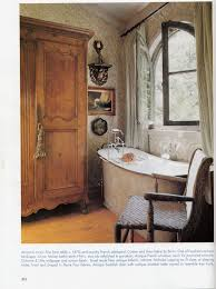 Distressed Cherry French Country Bathroom Vanity by Country Bathroom Designscountry Bathroom Design Ideas Style English