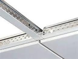 amazing fixation pour plafond suspendu 1 rail pour faux plafond