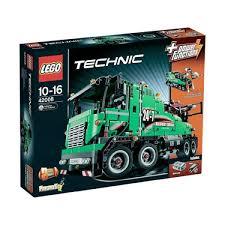 Harga Spesifikasi LEGO Service Truck 42008 Mainan Blok Dan Puzzle ...