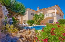 100 Villa In VISTAS Large And Very Nice Villa In The Hills Of Calp Alicante