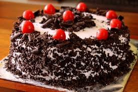 GERMAN BLACK FOREST CAKE – bakersquare