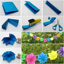 Easy Paper Decoration For Party