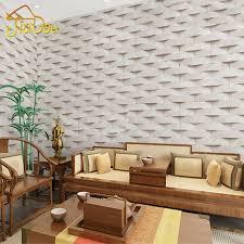 großhandel moderne 3d stein ziegel vinyl wasserdichte tapete tapete für wohnzimmer schlafzimmer sofa hintergrund wand tapete papel de parede