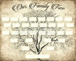 Free Family History Book Template Fresh Drawing A Tree Wzcste
