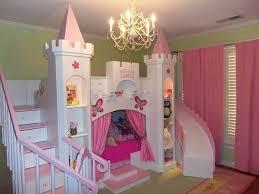 Fairy Tale Bedroom Design For Little Girls