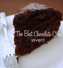 Rich and moist chocolate cake