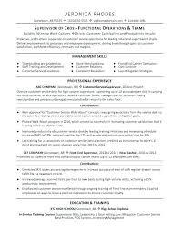 Supervisor Resume Template Sample Construction Foreman Warehouse Cv