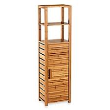Short Narrow Floor Cabinet by Bathroom Furniture Collections Wall Shelves Space Savers