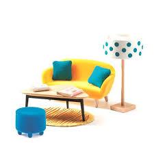 wohnzimmer lundby sofa sessel tisch serie basic kunststoff