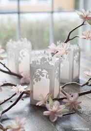 Diy Paper Lantern Template Oriental Lanterns