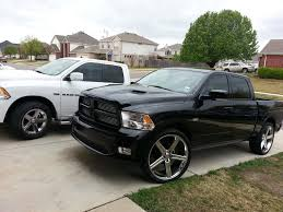New Wheels! What You Guys Think? - DodgeTalk : Dodge Car Forums ...