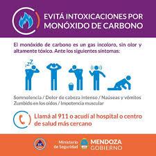 Cómo Evitar La Intoxicación Con Monoxido De Carbono VA CON