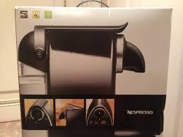 BNIB Nespresso Essenza Automatic Coffee Machine