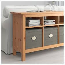 Ikea Sofa Table Hemnes by Narrow Console Table With Storage Inspirational Furniture Ikea
