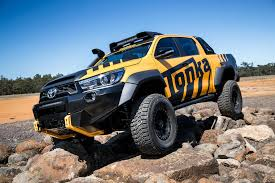 100 Toyota Concept Truck The HiLux Tonka Youve Always Dreamed About