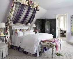 gestaltungsideen für schöne schlafzimmer mit dachschräge