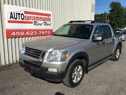 Used Ford Explorer Sport Trac 2008 For Sale In Saint-Joseph-Du-Lac ... 2007 Ford Explorer Sport Trac Limited 4x4 In Black A09235 Limited V6 Leather Heats For Sale 2008 Ford Explorer Sport Trac Adrenaline Pkg Stk Reviews And Rating Motor Trend For Sale 2005 At Ez Auto Credit 2004 Xlt Adrenalin One Owner Accident 2009 For Sale Edmton Used Omaha Ne 4wd 4dr 46l Renners