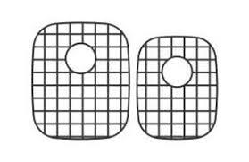 Sink Grid Stainless Steel by Sis G 201 Stainless Steel Sink Grid Set