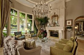 Glamour Living Rooms Hollywood Traditional Room Miami By A La On Five Rustic Glam