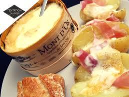 mont d or four recette mont d or au four recettes tentation fromage