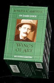 Joseph Campbell On James Joyce Wings Of Art 6 Cassettes 25