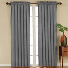 Sound Deadening Curtains Cheap by Buy Noise Blocking Curtains From Bed Bath U0026 Beyond
