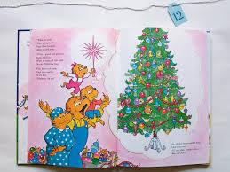 The Grinch Christmas Tree Star by 25 Days U2013 Book 12 The Berenstain Bears U0027 Christmas Tree
