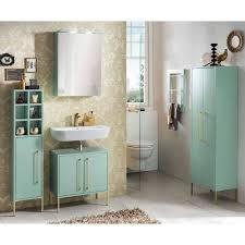 komplett set badezimmermöbel in mint aparcian 5 teilig