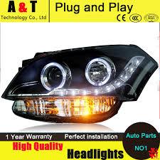 shop car styling for kia soul headlights 2009 2012 soul led