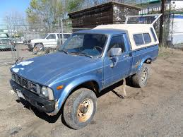 New Arrivals At Jim's Used Toyota Truck Parts: 1980 Toyota Pickup 4x4