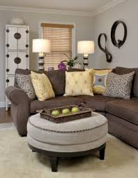 Brown Living Room Ideas Pinterest by Brown Sofa Decorating Living Room Ideas 1000 Ideas About Brown
