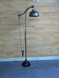 Surveyor Style Floor Lamps by Vintage Big Floor Lamp Stand Retro Antique Style Tripod Lamp Stand