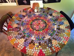 I Too Drink A Lot Of Beer And Make Bottle Cap Tables | Bottle Caps ... The Best 28 Images Of How To Make A Bottle Cap Bar Top Virginia Tech Beer Cap Table Timelapse Youtube 25 Diy Bottle Lamps Decor Ideas That Will Add Uniqueness To Your Bar Stools Red Industrial Vibe Man Collects Caps For 5 Years Redo His Kitchen And Unique Ideas On Pinterest Art Homebrewing Fishing Beer W Epoxy Keezer Lid Coffee Rascalartsnyc How Bead Beautiful Tops 45 Cheap Outdoor Top Home