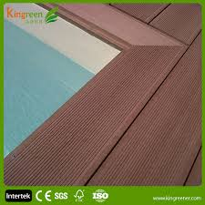 Wood Decking Boards by Great Design For Swimming Pool Cover With Wood Plastic Composite