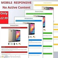 Ebay Listing Templates Template Professional Mobile Responsive Design Universal Auction Generator Software