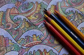 The Therapeutic Science Of Adult Coloring Books How This Childhood Pastime Helps Adults Relieve Stress