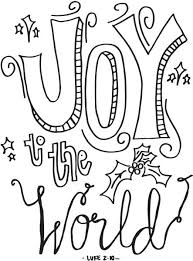 3 Cute Christmas Coloring Pages