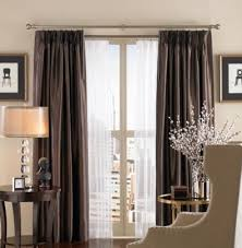 One Way Decorative Traverse Curtain Rods by Rod Desyne White Heavy Duty Double Traverse Rod One Way Cord