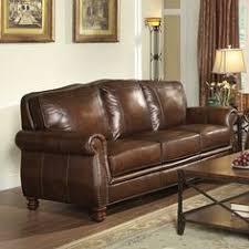 elements fine home furnishings paladia leather sofa new house